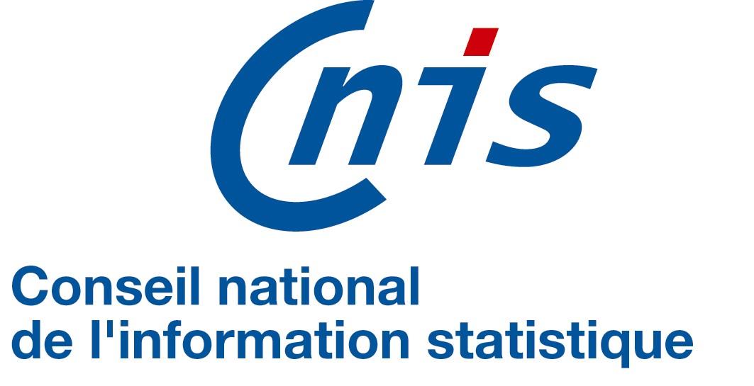 Logo du Conseil national de l'information statistique